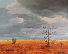 Bushveld Thunder Sky