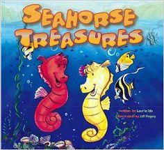 Seahorse Treasures: Laurie Shimizu Ide, Jeff Pagay: 9781566477512: Amazon.com: Books