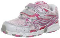 Saucony Girls Baby Cohesion H&L Running Shoe (Toddler)