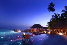 10 Best Luxury Beach Resorts To Heat Up Your Sex Life - Huvafen Fushi, Maldives