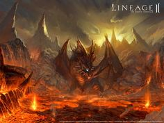 lineage ii dragon games lair