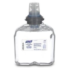 Purell Advanced Hand Sanitizer 1200 mL Ethyl Alcohol Foam Case of 2 6 Pack