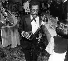 Sammy Davis at the Original Diplomat