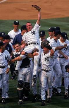 David Cone Perfect Game | david cone july 18 1999 david cone 36 of the new york yankees ...