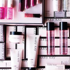 Soon a New Year - A New You? With products from Mary Kay - everything is possible