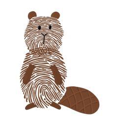The big fingerprint ABC - crafting with fingerprint Art For Kids, Crafts For Kids, Abc Crafts, Fingerprint Art, Japanese Poster Design, Beaver Scouts, Thumb Prints, Kids Prints, Deco Mesh Wreaths