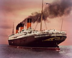 Beautiful Berengaria ~ Colorized by RMS-OLYMPIC on DeviantArt