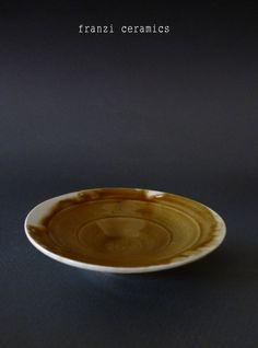 franzi ceramics. #porcelain #amber #franziceramics