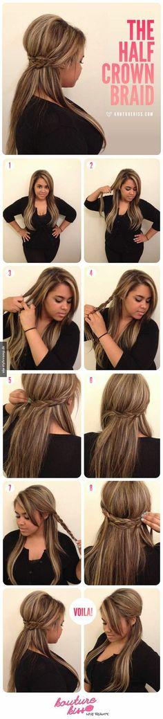 Eine außergewöhnliche Frisur macht dich zum Star!