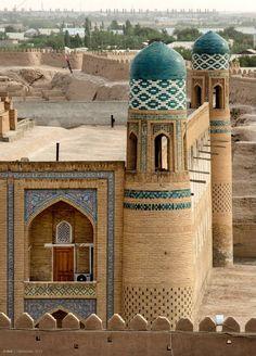 Route into, Gread Silk Road Uzbekistan-Tajikistan-Turkmenistan #travel #Culture #Couple