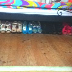My shoe collection!!!
