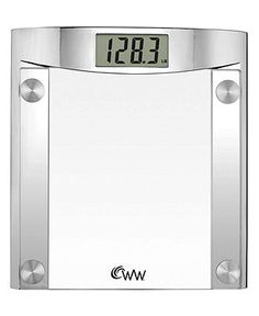 Weight Watchers scale