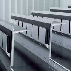 Lecture Hall Seating - Sedia Systems