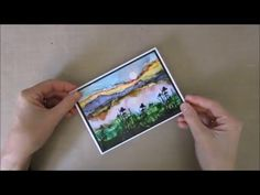 Alcohol ink painting - YouTube Beautiful work, excellent tutorial!                                                                                                                                                                                 More