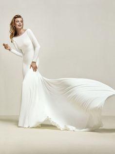 Brautkleid Meerjungfrau elegant ♛BOUTIQUE CHIC♛