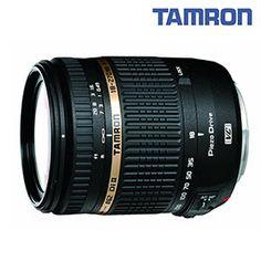 Tamron 18-270mm f/3.5-6.3 Di II VC PZD Lens for Nikon & Canon Cameras