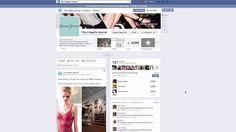 Lingerie Journal Facebook Milestone