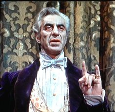 Count von Krolock, aided by Lucifer.