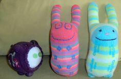 Sock bunny - looks like something @Moreena Tiede needs to see!