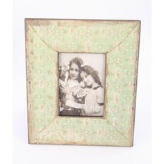 LARGE GREEN FLORAL WOODEN PHOTO FRAME, PICTURE FRAME, SHABBY VINTAGE CHIC Available from  http://stores.ebay.co.uk/Dolly-Daydream-Boutique https://www.facebook.com/maisonroyale.co.uk