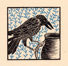 Crow-pitcher_700.jpg (700×684)