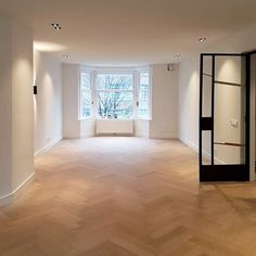 Herringbone in project in Old South - My Living Room, Home And Living, Style At Home, Modern Interior Design, Interior And Exterior, Nordic Home, Home Decor Inspiration, Home Fashion, Future House