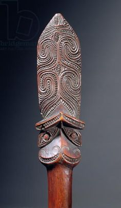 This article aims to help the reader understand and distinguish the different types of Maori Weapons. To understand Maori weapons and their intended specialized functions. Maori Tribe, Maori Patterns, Maori Designs, Pattern And Decoration, Maori Art, Kiwiana, Bone Carving, White Dogs, Aboriginal Art