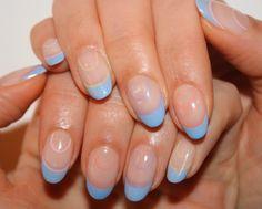 Nail Art Designs For Spring and Summer 2019 – Major Mag – Pretty nails – frech Winter Nails, Spring Nails, Summer Nails, Cute Nails, Pretty Nails, My Nails, Hair And Nails, Minimalist Nails, Trendy Nail Art
