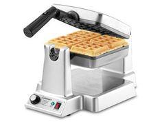 Cayne's The Super Houseware Store::Appliances::Waffle Makers::4 SLICE BELGIAN WAFFLE MAKER