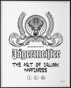 THE ART OF DRUNK HAPPINESS