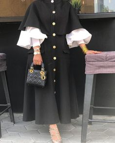 Modest Fashion Inspiration – islam – # - All About Iranian Women Fashion, Islamic Fashion, Muslim Fashion, Modest Fashion, Latest Fashion For Women, African Fashion, Fashion Outfits, Classy Fashion, Party Fashion