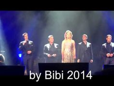Il Divo and Lady Mazz Stockholm September 2014