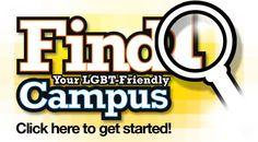 Find Your LGBT-Friendly Campus - Campus Pride Index