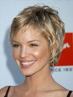Short hair cut idea