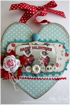 Be My Vintage Valentine...