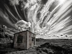 The sky of skies.