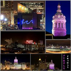 Purple Friday in Baltimore City