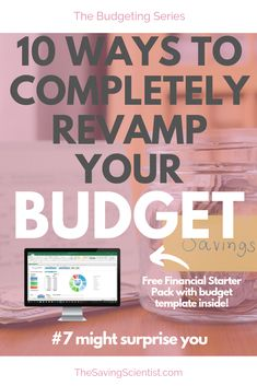 Has your financial progress stalled? Are your money metrics going in the wrong direction? Does budgeting not excite you anymore? Then it's quite likel Budgeting Finances, Budgeting Tips, Pay Yourself First, Cash Envelope System, Budgeting Worksheets, Monthly Budget, Budget Template, Managing Your Money, Make More Money