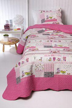 7750 Princess 100% cottonfeeling microfiber quilt 180x270+1(50x50)