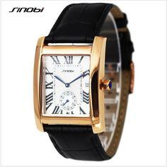 Brand  Luxury Sapphire Watch Lovers Watch Roman Numerals Quartz-Watch Women Men Fashion Gold Watches Unisex Hour Relojes