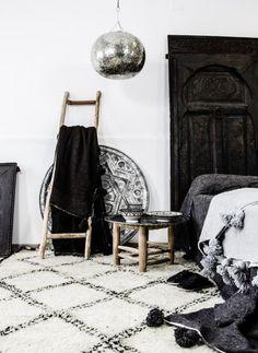 Une Chambre à Coucher Du0027inspiration Marocaine, Comment Créer Une Ambiance  Ethnique Chic Chambre