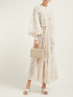 Muslim Fashion, Hijab Fashion, Fashion Dresses, Couture Dresses, Dress Outfits, Crochet Midi Dress, Lace Dress, Kebaya Modern Dress, Looks Hippie