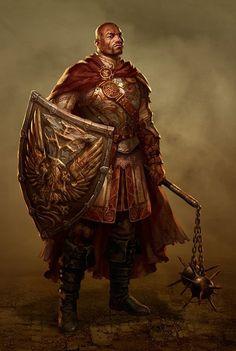 "menofcolorinfantasyart: "" source: Kings of the Realm """