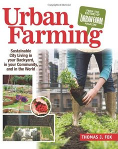 Urban Farming: Sustainable City Living in Your Backyard, in Your Community, and in the World will introduce readers to the concepts of gardening and farming from a high-rise apartment, participating in a community garden, vertical farming, and converting terraces and other small city spaces into fruitful, vegetableful real estate. This comprehensive volume will answer every up and coming urban farmer's questions about how, what, where and why.
