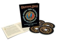 30 Trips Around The Sun: The Definitive Live Story (1965-1995) (4CD)   30 Trips Around The Sun: The Definitive Live Story (1965-1995) (4CD) 30 Trips Around The Sun: The Definitive Live Story  features one unreleased live song from each year of the band's career plus one special re-released track from the band's earliest recordings, under the name The Emergency Crew. Every year from 1965 1995 is represented. Also featured is an essay by Dead aficionado Jesse Jarnow dissecting every tr..