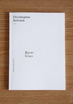 Christopher Schreck,  Burnt Grass