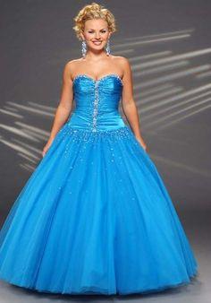 one of my favorite dresses!!!!!! blue sparkley flowly ballroom dress