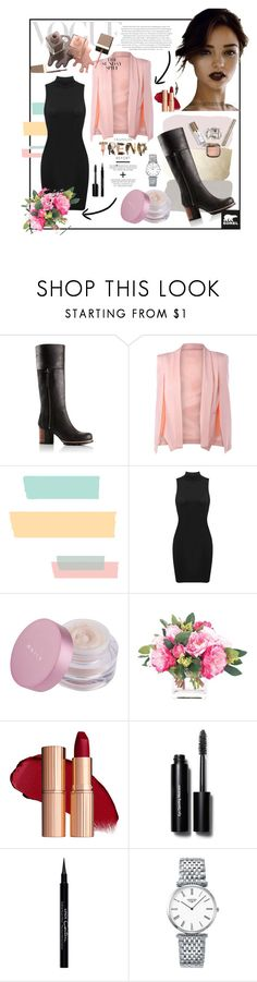 """""""Kick Up the Leaves (Stylishly) With SOREL: CONTEST ENTRY"""" by biinabnab ❤ liked on Polyvore featuring SOREL, Envi:, NDI, Bobbi Brown Cosmetics, Givenchy, Longines and sorelstyle"""