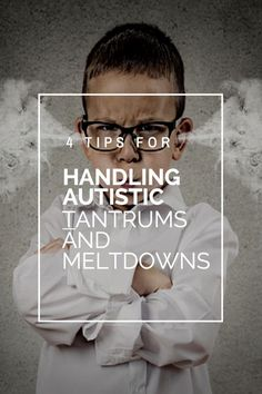 When you are raising Autistic kids, meltdowns are going to happen. I have found from experience and help from my wonderful therapist how to help my sons through this as well as how to not lose my hair in the process.
