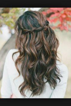 prom hair option